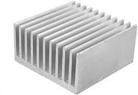 BouBou <b>3Pcs 40X40X20Mm Aluminum Heat</b> Sink Heat Sink For ...