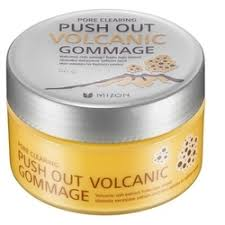 <b>Пилинг</b>-гоммаж для <b>лица</b> Mizon Push <b>Out</b> Volcanic Gommage (60 мл)
