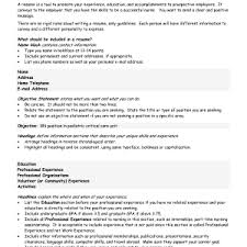 generic resume objective resume examples generic resume objective skills on contacts information included in a generic resume examples