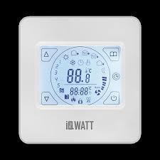 Электронный <b>терморегулятор IQ Thermostat</b> TS, сенсорный ...