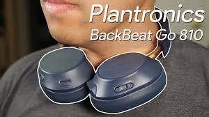 <b>Plantronics BackBeat Go 810</b> hands-on: The mid-ranger with ANC ...