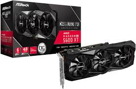 <b>Видеокарта ASRock Radeon</b> RX 5600 XT Challenger Pro 6G OC ...