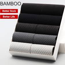 Bendu Brand Guarantee Men Bamboo Socks <b>10 Pairs</b> / <b>Lot</b> ...