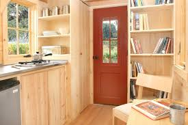 inside tiny homes on wheels visit open big house at company 740x492 the tumbleweed chief big beautiful modern office photo