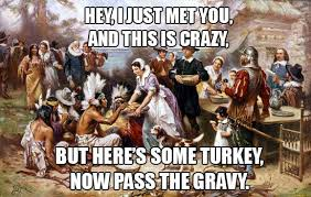AwesomeShit.Ninja | Top 10 Funny Thanksgiving Memes [PICTURES] via Relatably.com