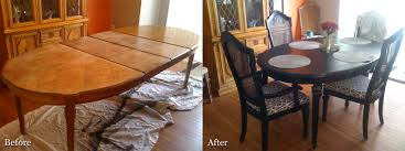 Restaining Kitchen Table How To Stain A Dining Table Staining The Wood With Varathane Wood