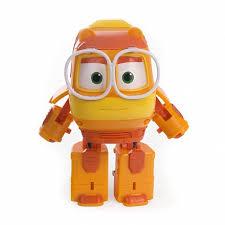 <b>Трансформер Джинни</b> 10 см (<b>Robot Trains</b>) 80181 | Детский мир ...
