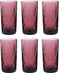 ᐉ <b>Набор стаканов</b> высоких Lilac <b>Salzburg</b> 380 мл 6 шт. <b>Luminarc</b> ...