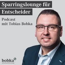 Sparringslounge für Entscheider mit Tobias Bobka