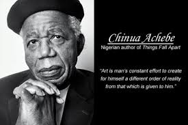 things fall apart  the african trilogy      by chinua achebe    and that    s exactly what he did himself  he holds no judgement  his protagonist is completely flawed  okonkwo is  out mercy  he has earnt his fame and