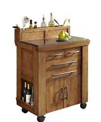 Crosley Kitchen Cart Granite Top Kitchen Carts Kitchen Island Utility Cart Wood Cart Stainless