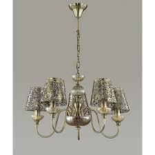 Купить <b>Люстры</b> с лампами накаливания золотые в интернет ...