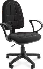 <b>Офисное кресло Chairman</b> 205 Россия С-3 черный - купить по ...
