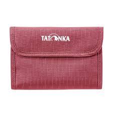 ≡ <b>Кошелек tatonka money box</b> brodeaux red – купить по лучшей ...