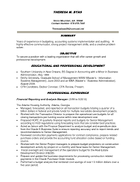 financial analyst resume objective financial analyst resume financial analyst resume summary