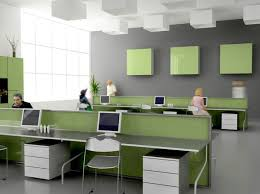 modern office design grey interiors and modern offices on pinterest awesome unique green office design