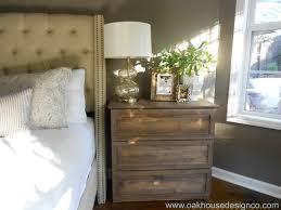 bedroom ikea malm nightstand