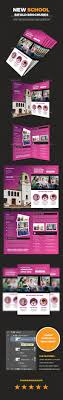 brochure high school brochure template high school brochure template design medium size