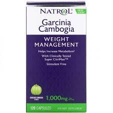 Natrol, <b>Гарциния камбоджийская</b>, <b>1 000</b> мг, 120 капсул – купить в ...