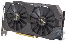 Обзор и тест <b>видеокарты ASUS GeForce</b> GTX 1050 Ti ROG STRIX ...