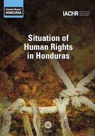 Situation of Human Rights in Honduras