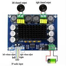 <b>TPA3116D2 Dual-channel Stereo</b> High Power Digital Audio Power ...