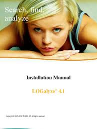 logalyze installation guide en docshare tips