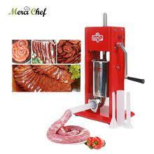 <b>Food</b> Processor <b>3L Big</b> Sausage Maker Manual Sausage Stuffer ...