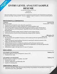 financial analyst resume example  seangarrette coentry level analyst resume entry level financial analyst resume example