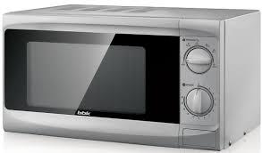 Микроволновая печь <b>BBK 20MWS</b>-<b>707M</b>/<b>S</b>, цвет: <b>серебристый</b> ...