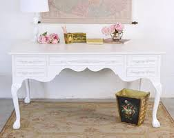 shabby chic office supplies. shabby cottage chic white rose desk french style vintage office furniture large table supplies
