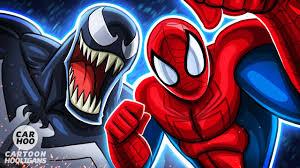 MASKED SPIDER <b>Ep01</b> - Spider-man vs Venom !!!! 【Marvel's Spider ...