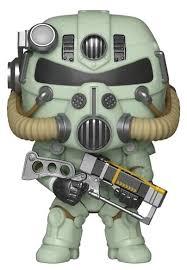 <b>Фигурка</b> Funko POP! <b>Fallout</b> 76: Зеленая силовая ... — купить по ...