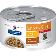 <b>Hill's</b>® <b>Prescription Diet</b>® c/d® <b>Multicare</b> Stress Feline Chicken ...