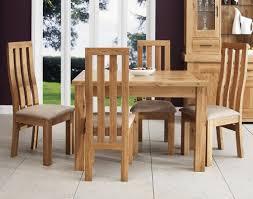 Light Oak Dining Room Furniture Dining Room Furniture Oak Balmoral Solid Oak Chair Brown Seat