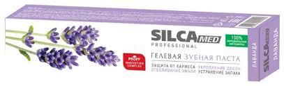 Зубная <b>паста SILCA Med</b> Professional Лаванда — купить по ...
