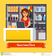 s assistant store customers stock photos images pictures pretty w shop assistant stock image