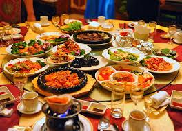 Image result for hidangan banyak