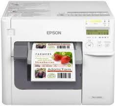 Принтер для печати <b>этикеток Epson</b> ColorWorks C3500, купить в ...