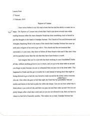 Descriptive essay on camping   Term paper Academic Service Image titled Answer a Writing Prompt Step