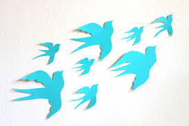 bird wall decor zoom