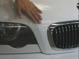 How to Install Paint Protection Film Part 1 - YouTube