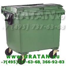 <b>Баки для мусора пластиковые</b> - Группа Гратан: производство и ...