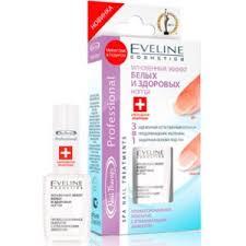 <b>Лак для</b> ногтей Eveline Мгновенный эффект белых и здоровых ...