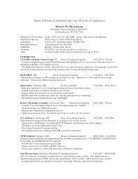 sample resume java developer sle resume software obiee developer resume