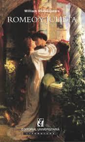 Resultado de imagen de shakespeare romeo y julieta