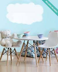 the love of design starts young its really cool kids eames replica table chairs set bedroominteresting eames office chair replicas style
