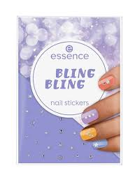 essence. <b>Наклейки для ногтей</b> essence <b>nail</b> stickers - <b>Bling Bling</b> ...