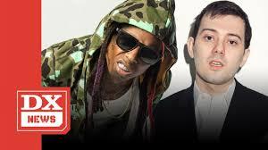 Martin Shkreli Leaks Tracks From Lil Wayne's