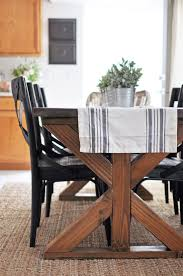 Industrial Style Kitchen Table 17 Best Ideas About Modern Farmhouse Table On Pinterest Dining